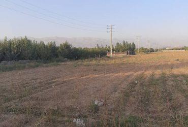 زمین کشاورزی، ۱۴۰۰ متر در چندار کوهسار